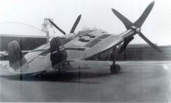 XF5U-1, August 1947
