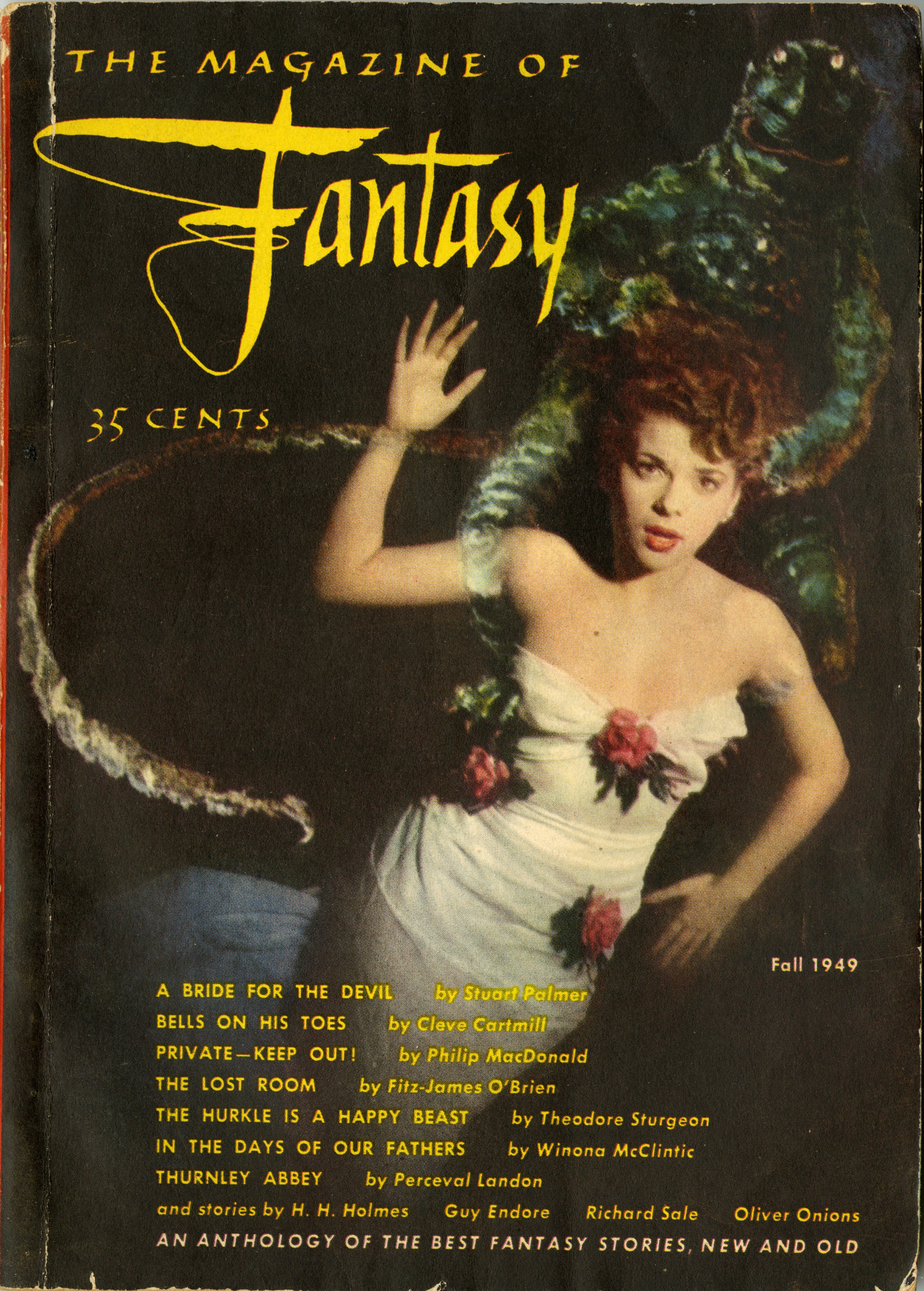Magazine of Fantasy