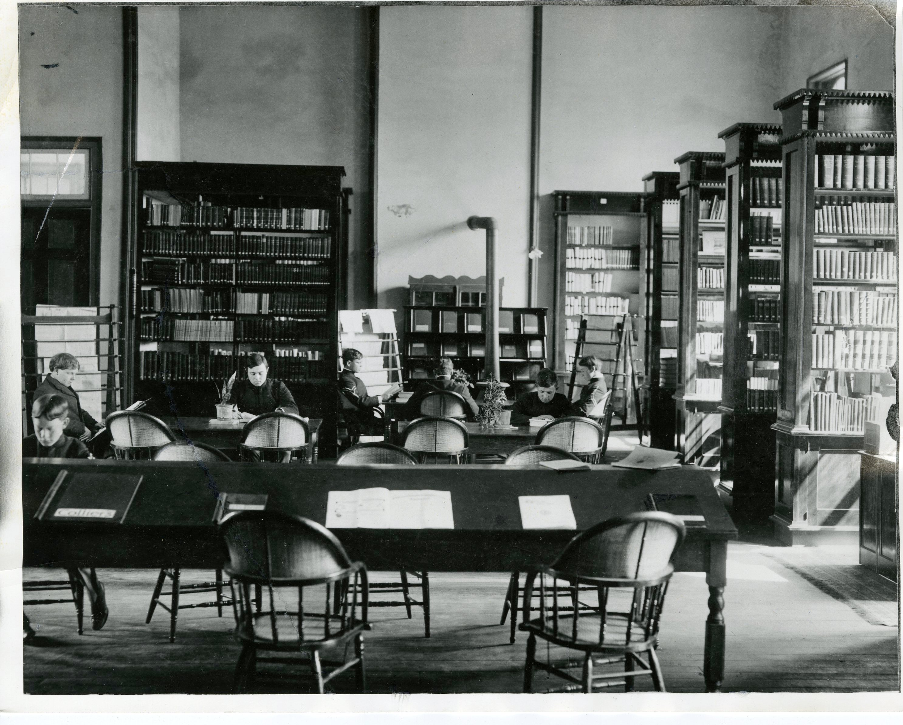 Old Library, 1905