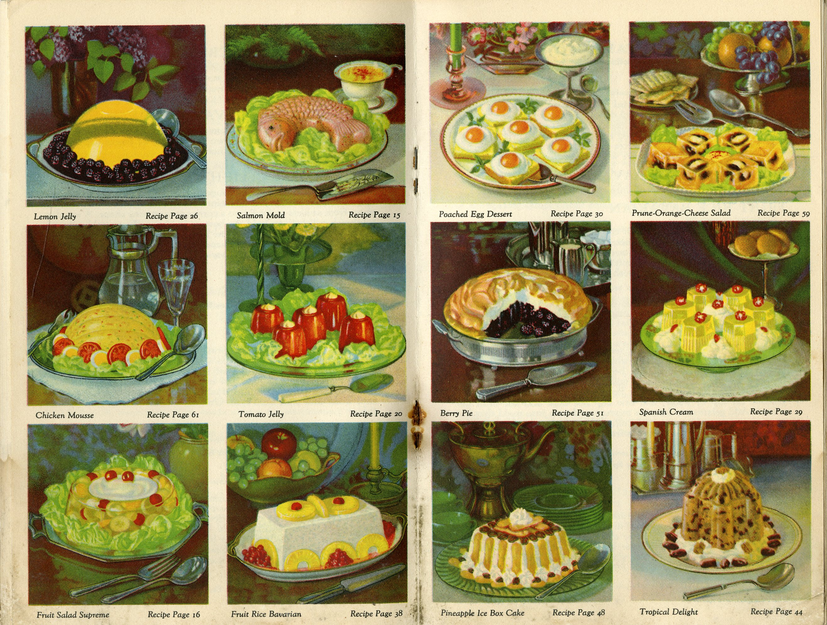 Culinary Pamphlet Collection, Ms2011-002