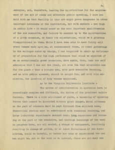 Image of page 4 of McBryde's letter ot Carter Glass