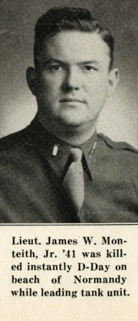 Jimmie W. Monteith, Jr.