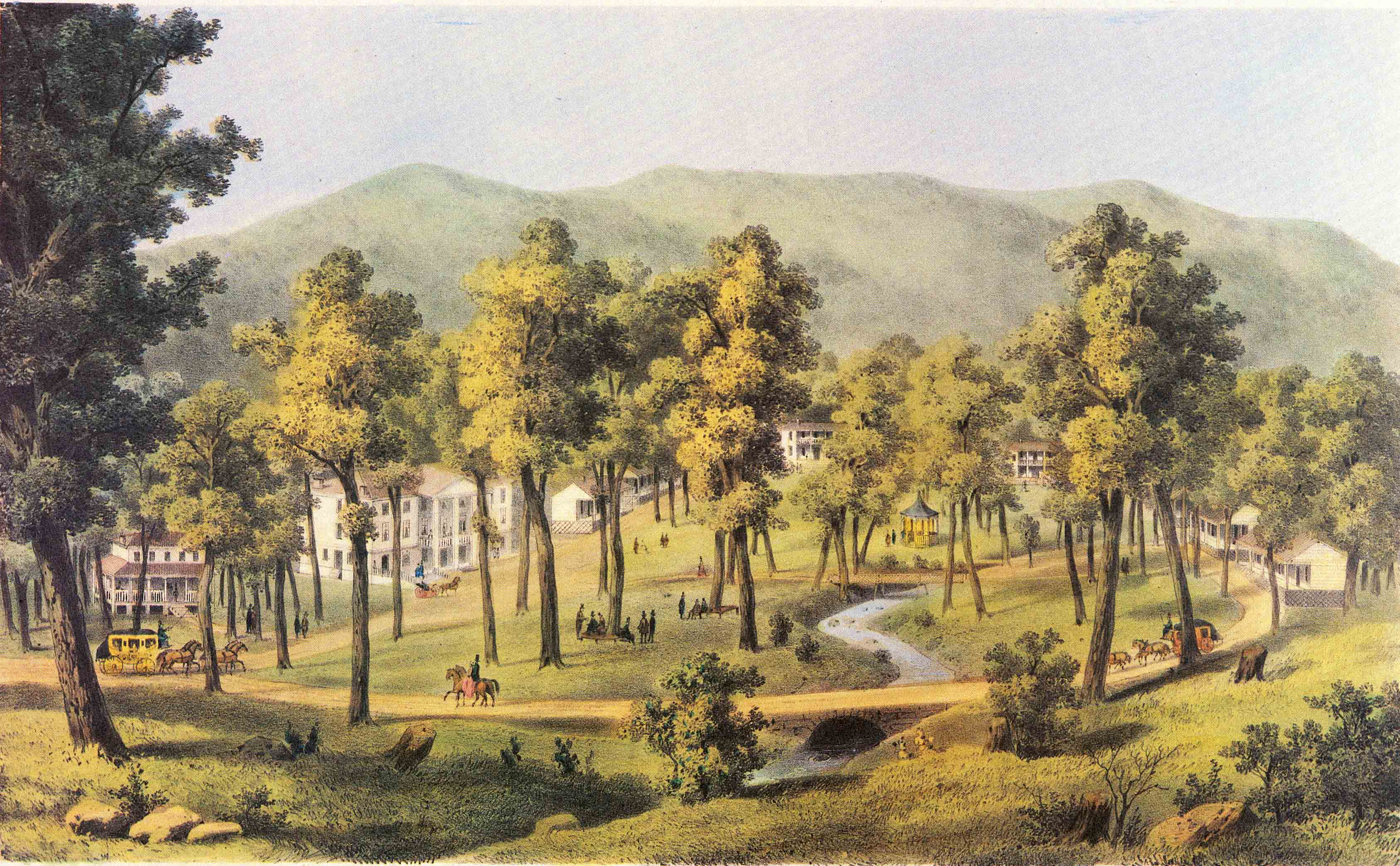 Album of Virginia rendering