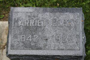 Harriet Clary Watkins, died Buffalo, Wyoming; 21 November 1925