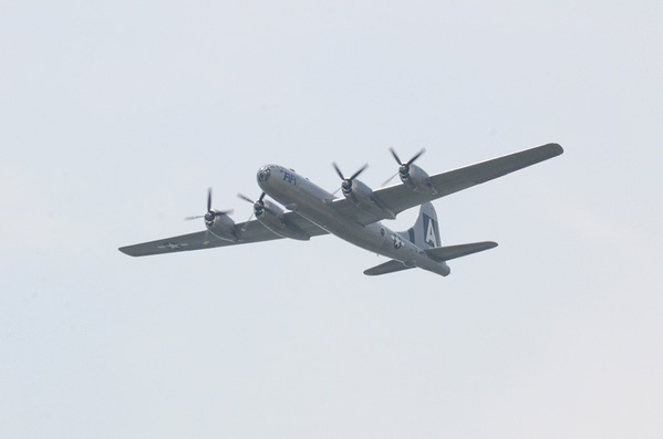 B-29 Over Washington, D.C., 8 May 2015