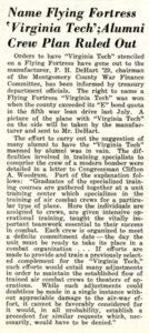 Techgram, 1 October 1944