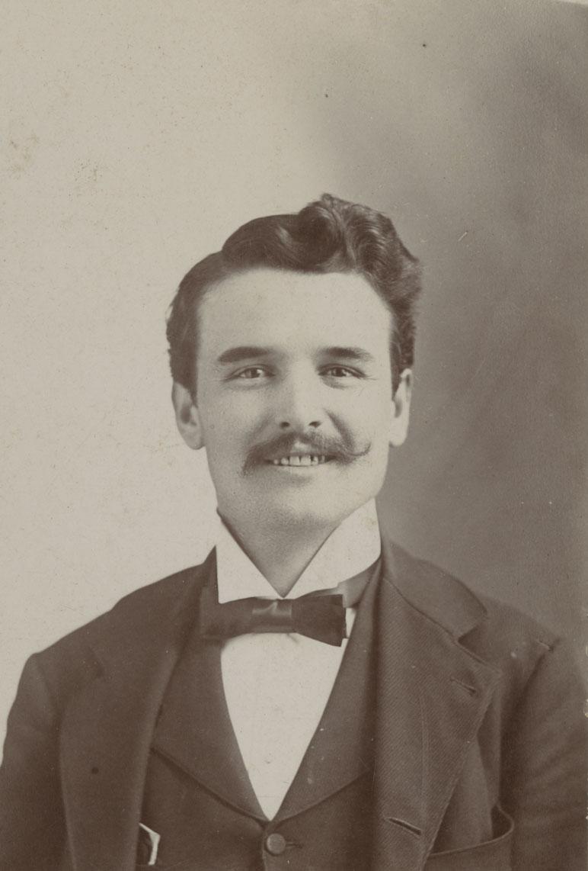 William Dabney Martin, The Amazing Guy Who Smiled
