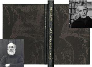 All Strange Away by Samuel Beckett, Illustrated by Edward Gorey; published Gotham Book Mart