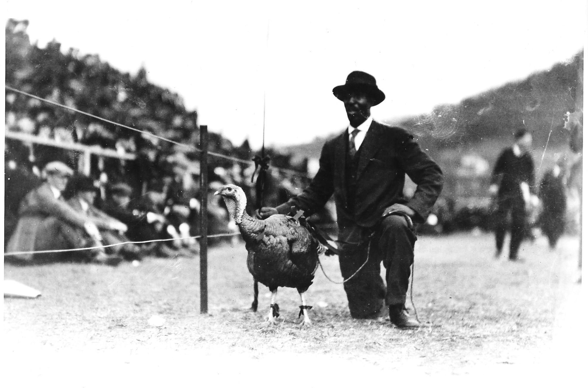 """Floyd """"Hardtimes"""" Meade, 1921"""