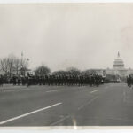 Highty-Tighties at Pres. Nixon's 1969 inauguration