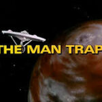 "Title Card for ""The Man Trap,"" Star Trek Episode 6"