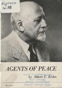 Agents of Peace, Albert E. Kahn, undated, c.1951
