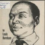 Behind the Lynching of Emmet Louis Till, Louis Burnham, December 1955
