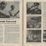 "A Big Stride Forward, Rev. A. Clayton Powell, ""Spotlight,"" April 1944"