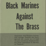 Black Marines Against the Brass, American Servicemen's Union, September 1969