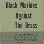 Black Marines Against the Brass, American Servicemen's Union, September 1969