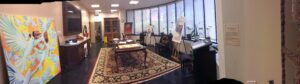 April 16th 2017 exhibit in Special Collections