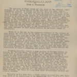 When Will It End, Frank R. Crosswaith, Negro Labor News Service, 30 November 1939