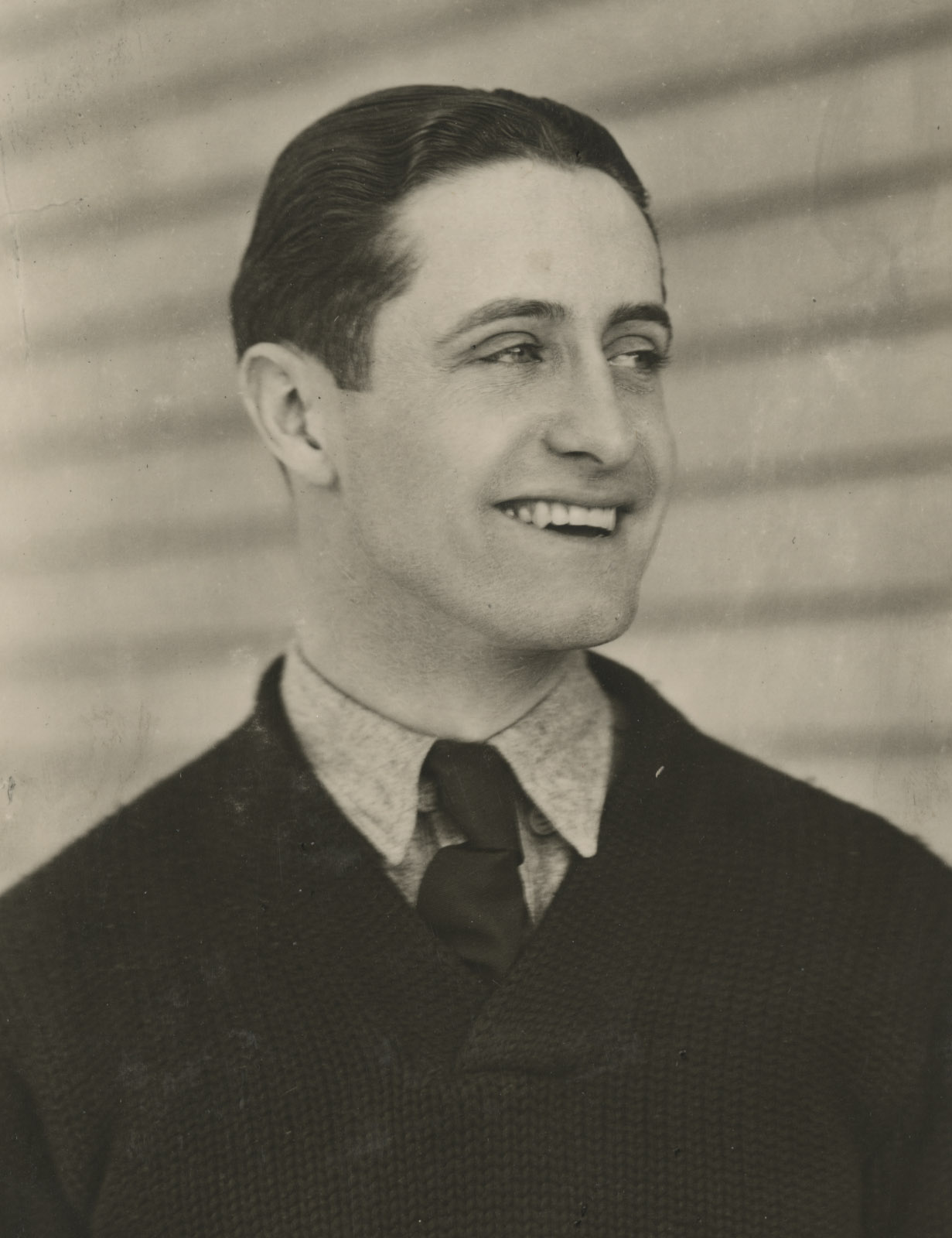smiling head shot of Seelinger