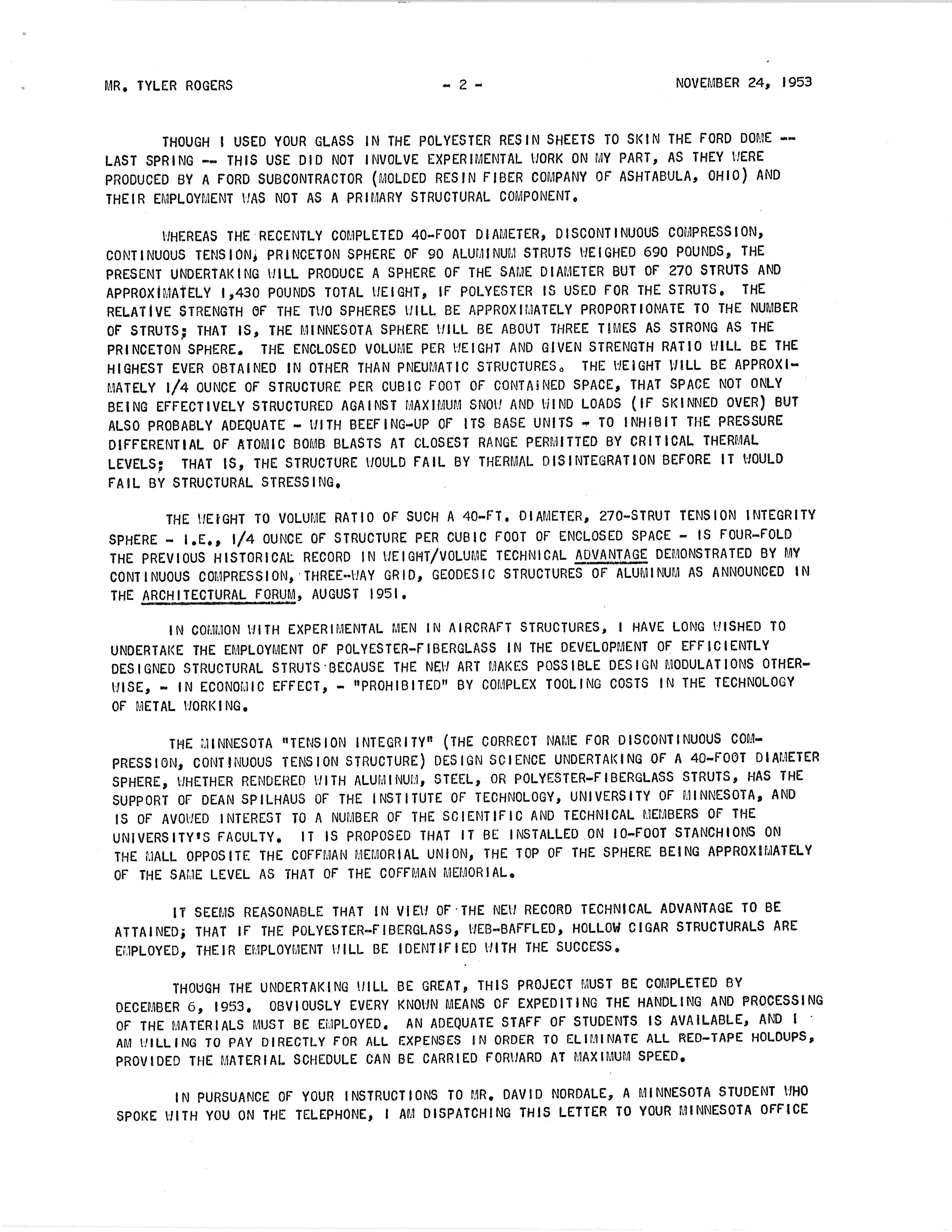 Fuller Letter 2