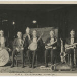 Collegians photo, 1923-1924, Historical Photographs Collection