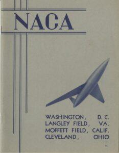 NACA Public Relations/Recruiting Brochure, March 1948