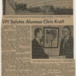 Roanoke Times article, 12 November 1965